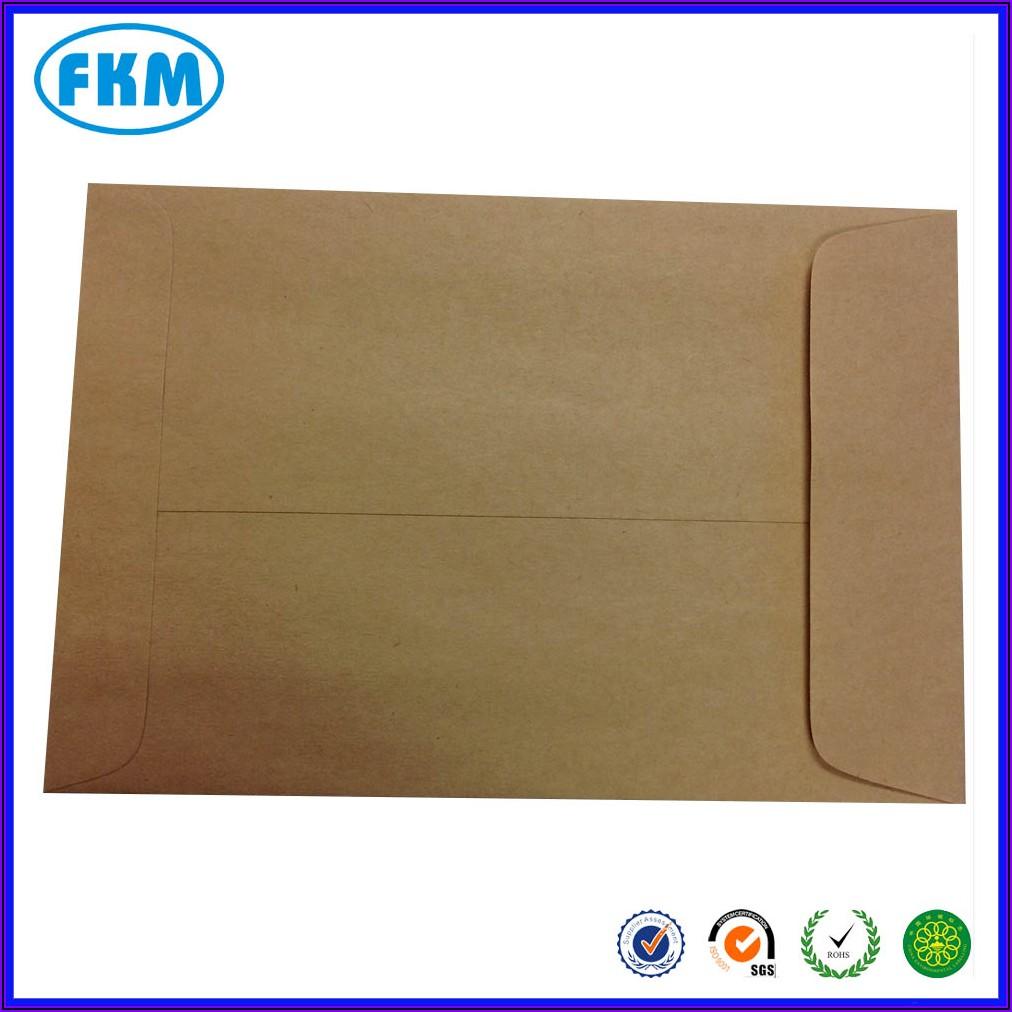 Large Manila Envelope Dimensions