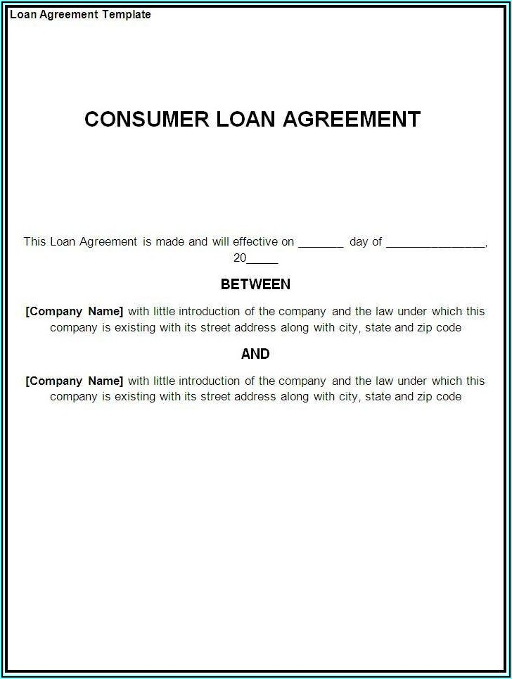 Mortgage Loan Modification Agreement Form