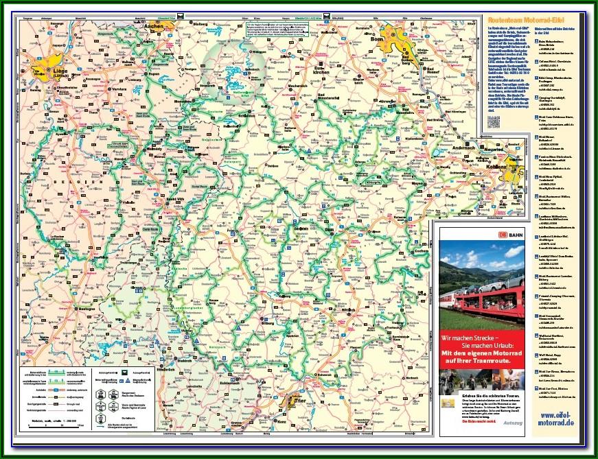 Motorcycle Touring Maps Pennsylvania