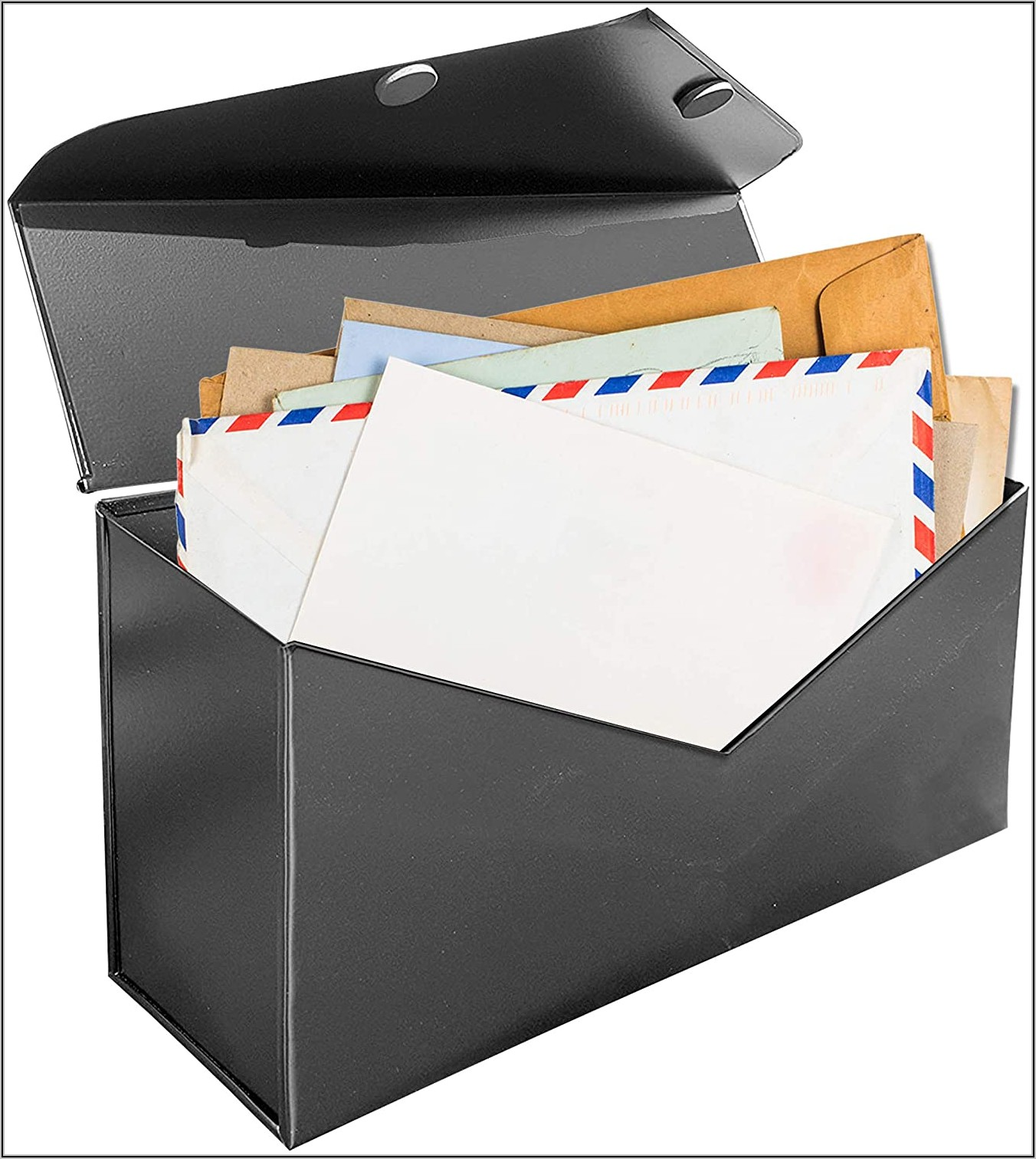 Nach Envelope Wall Mounted Mailbox