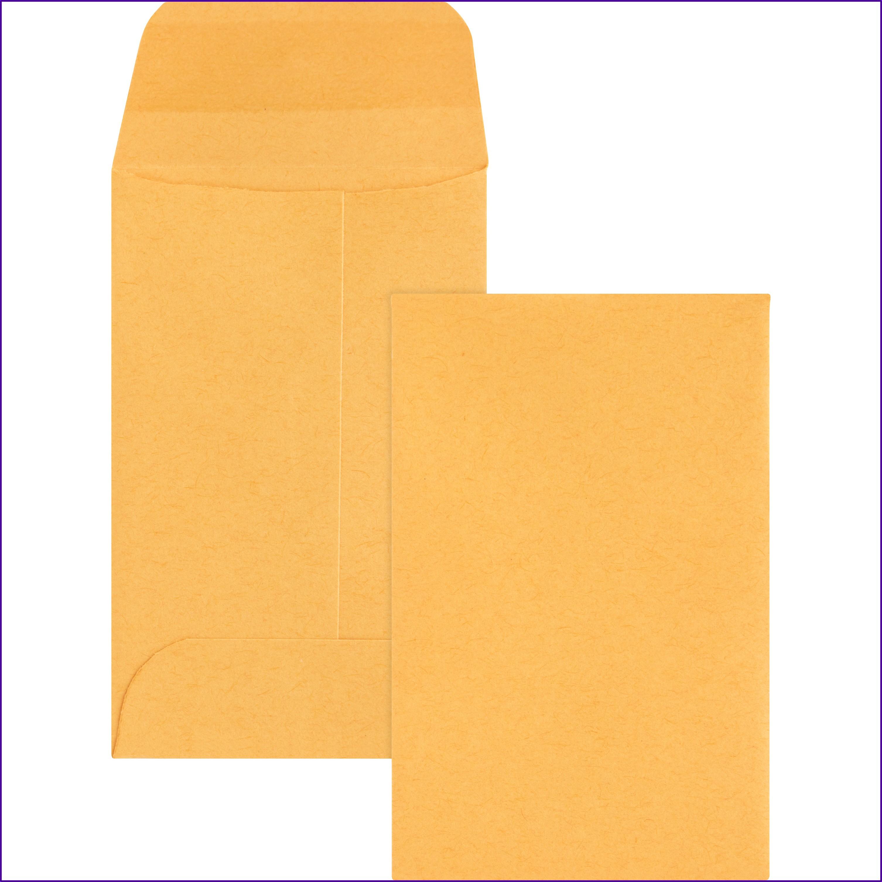 Office Depot Clasp Envelopes