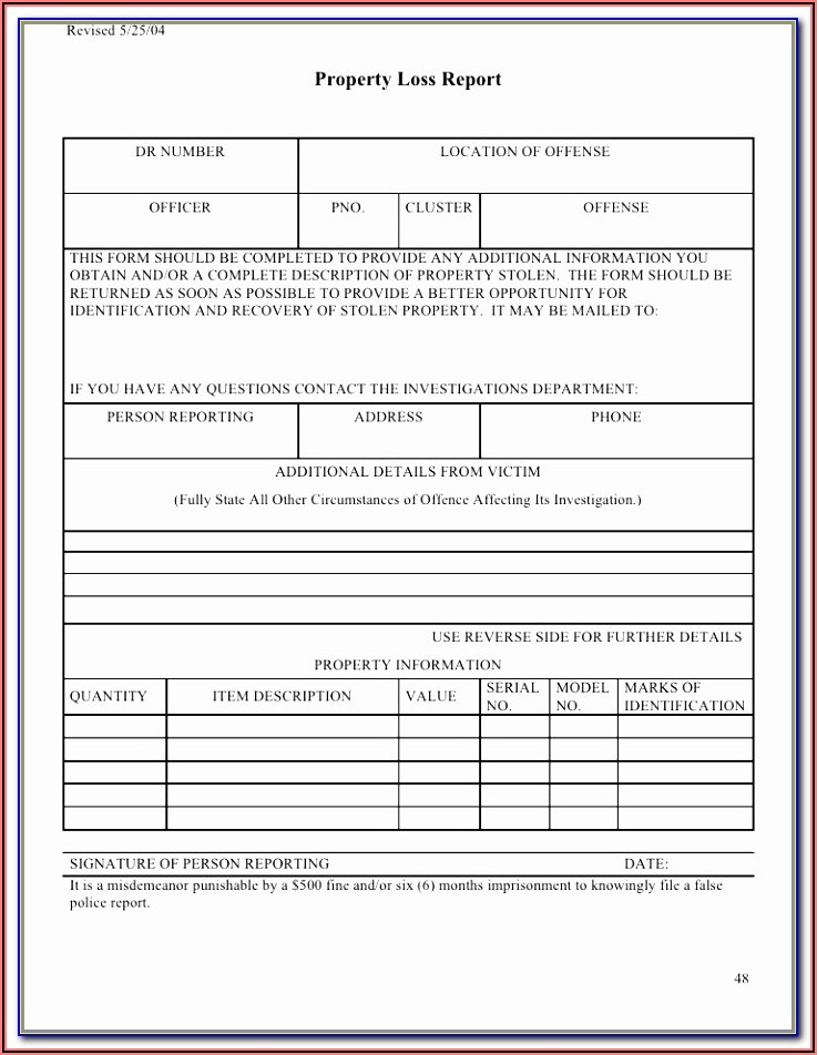 Osha Lock Out Tag Out Periodic Inspection Form