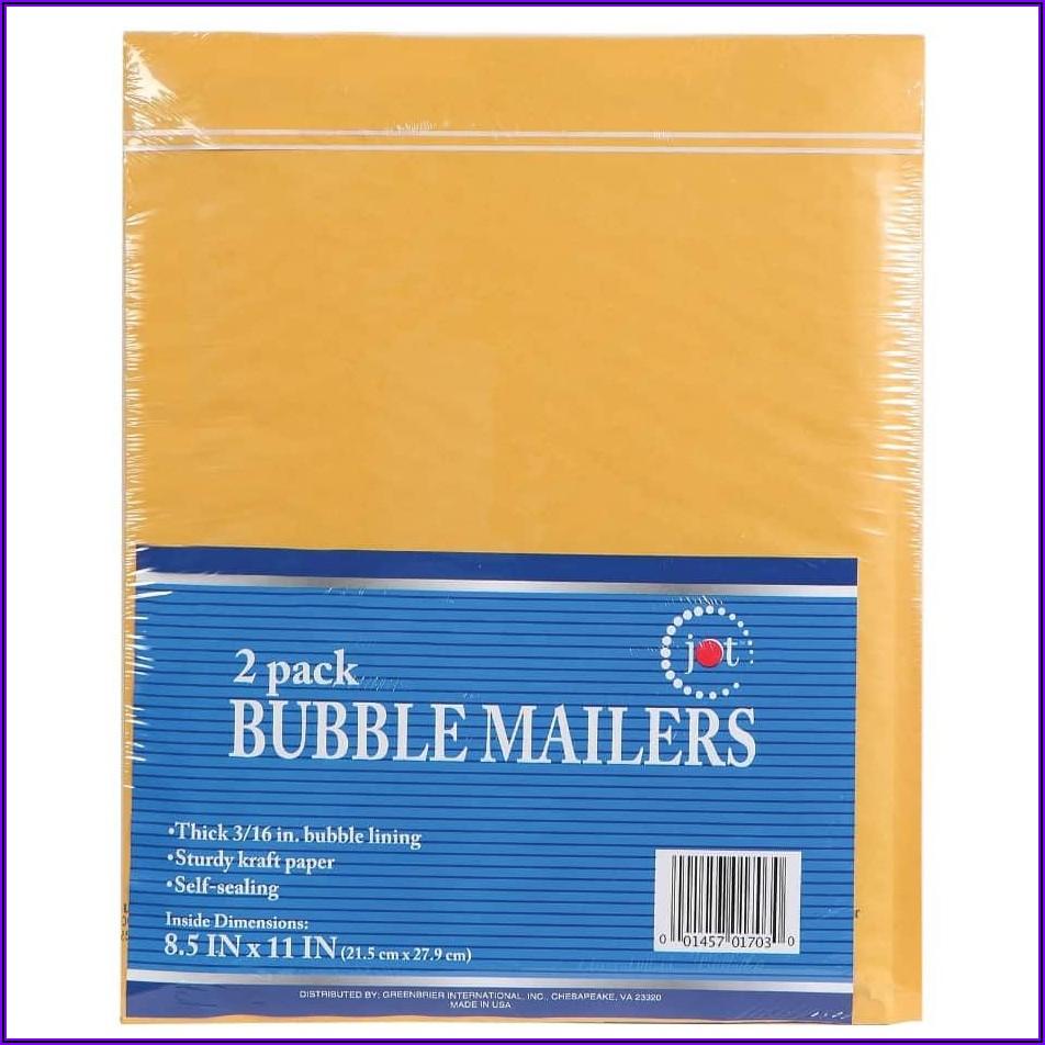 Padded Mailers Dollar Tree