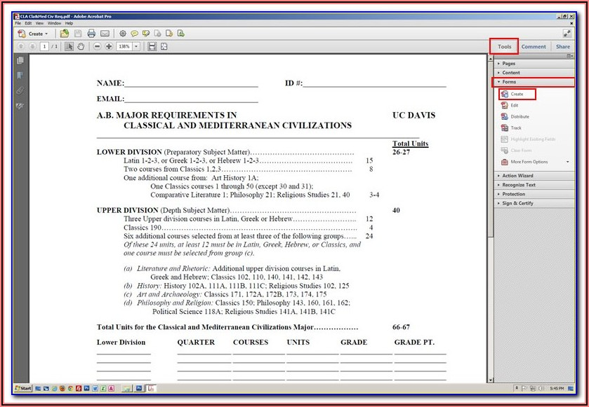 Pdf To Fillable Form Online