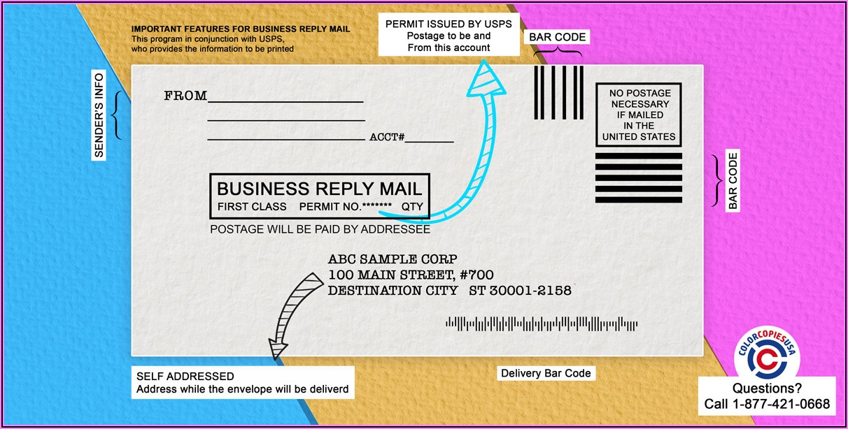 Pre Paid Return Envelopes Usps