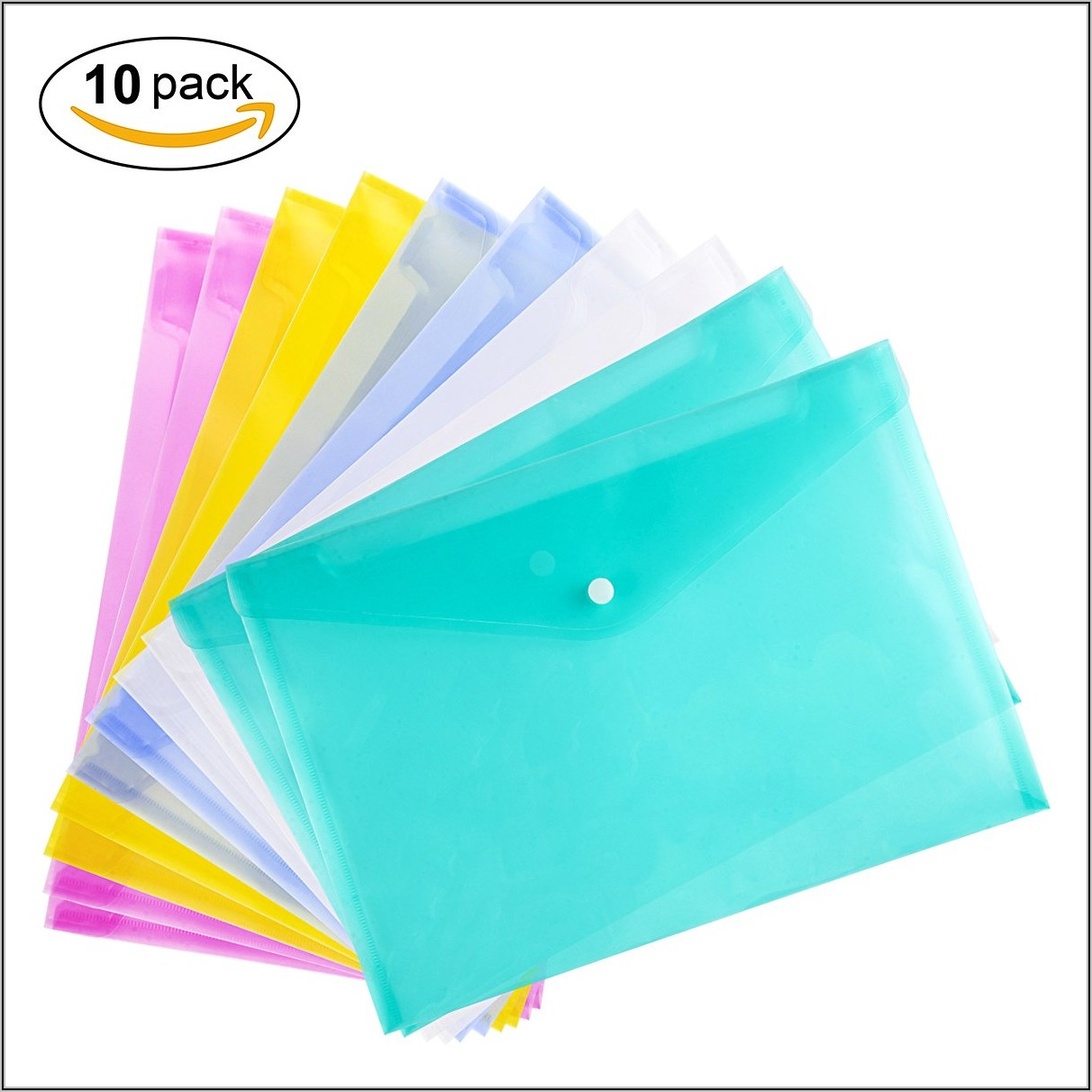 Small Plastic Envelopes With Snap Closure
