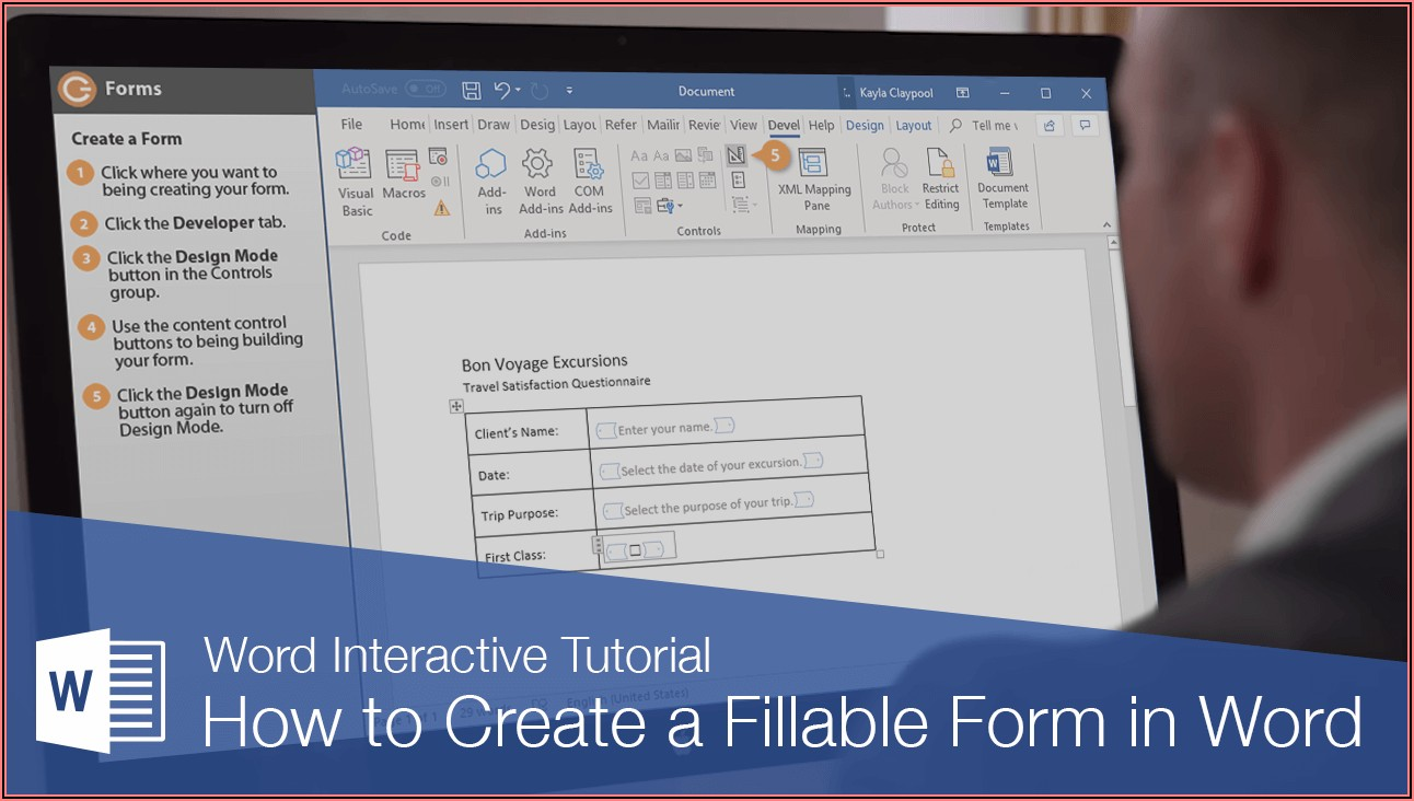 Software To Make Fillable Forms