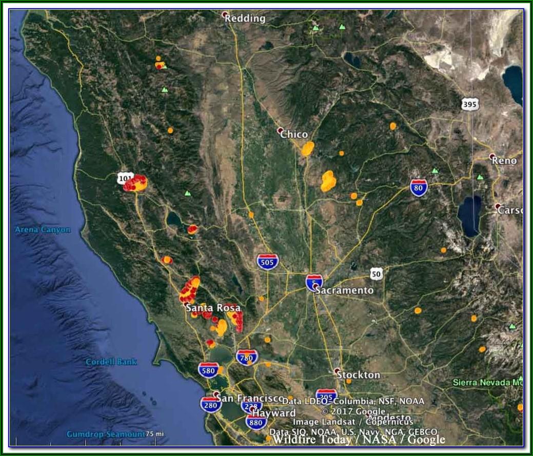 Sonoma Ca Wineries Map