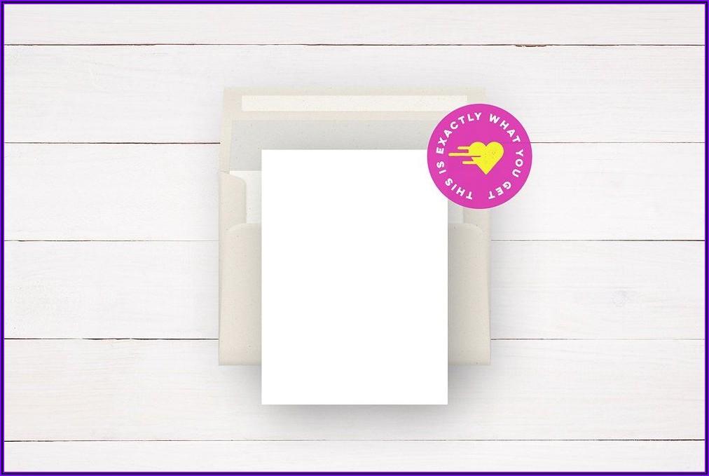 Square Flap Envelope Liner
