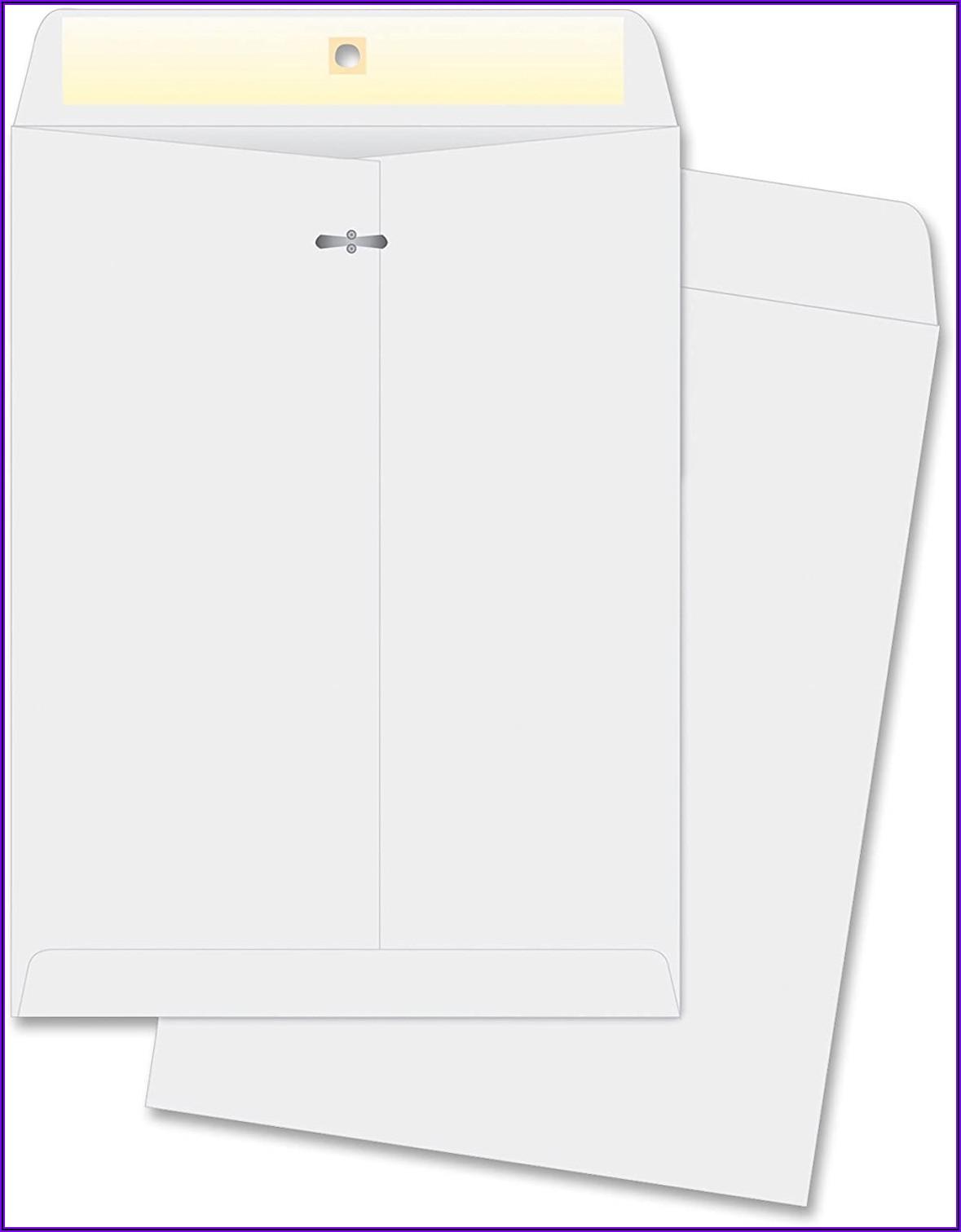 Staples 9 X 12 White Envelopes
