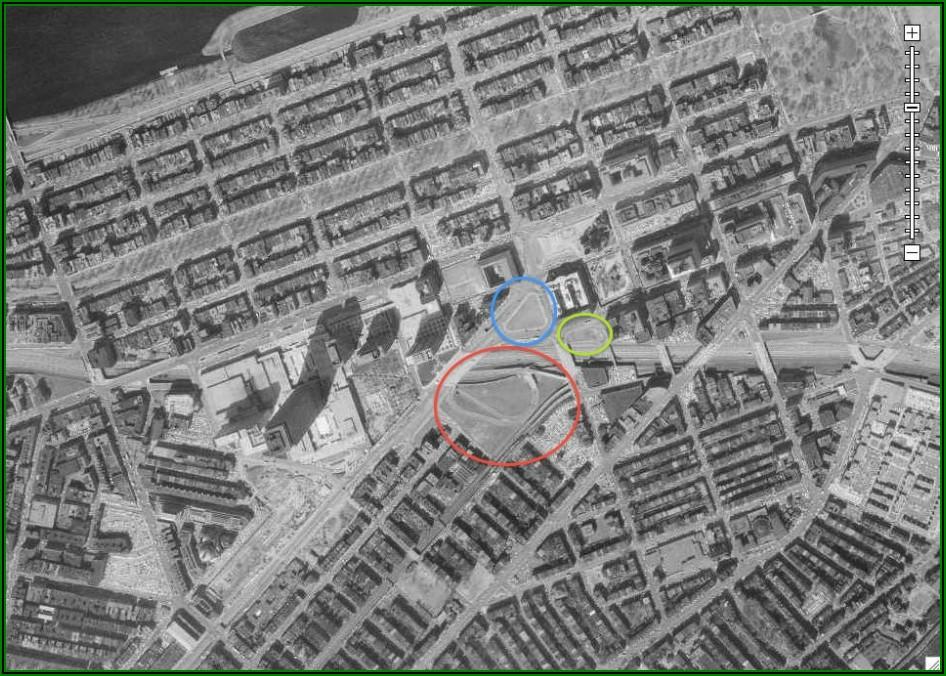 Street Map Of Copley Square Boston