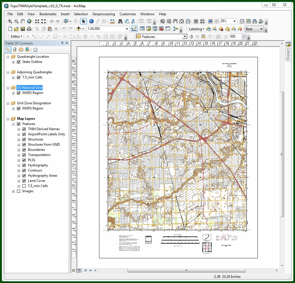Usgs Topo Map Software