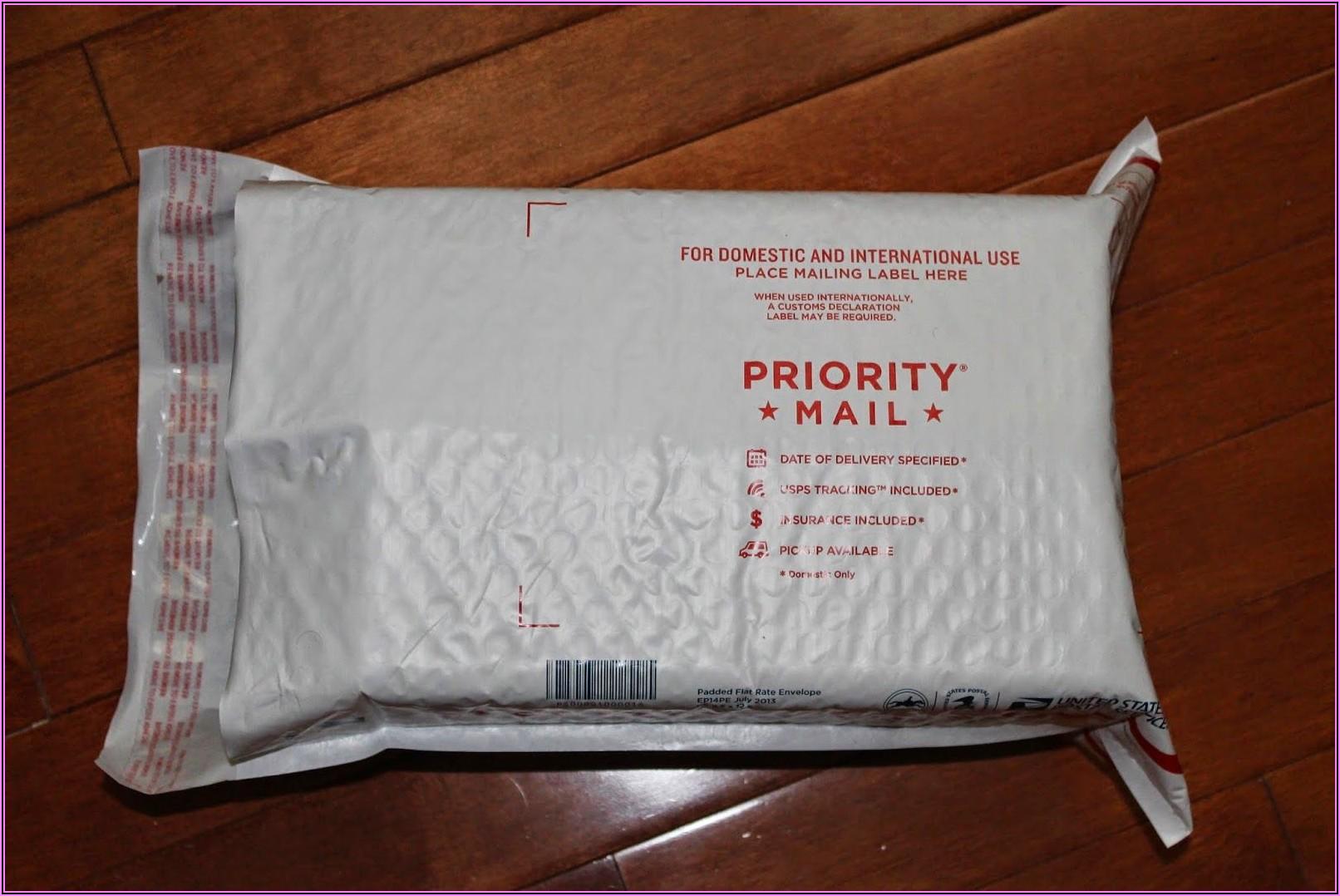 Usps Large Padded Envelope Dimensions