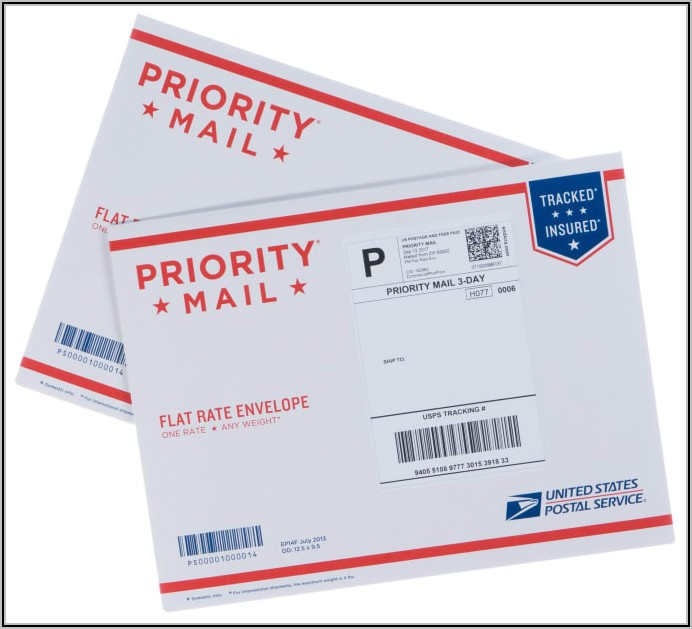 Usps Order Flat Rate Envelopes