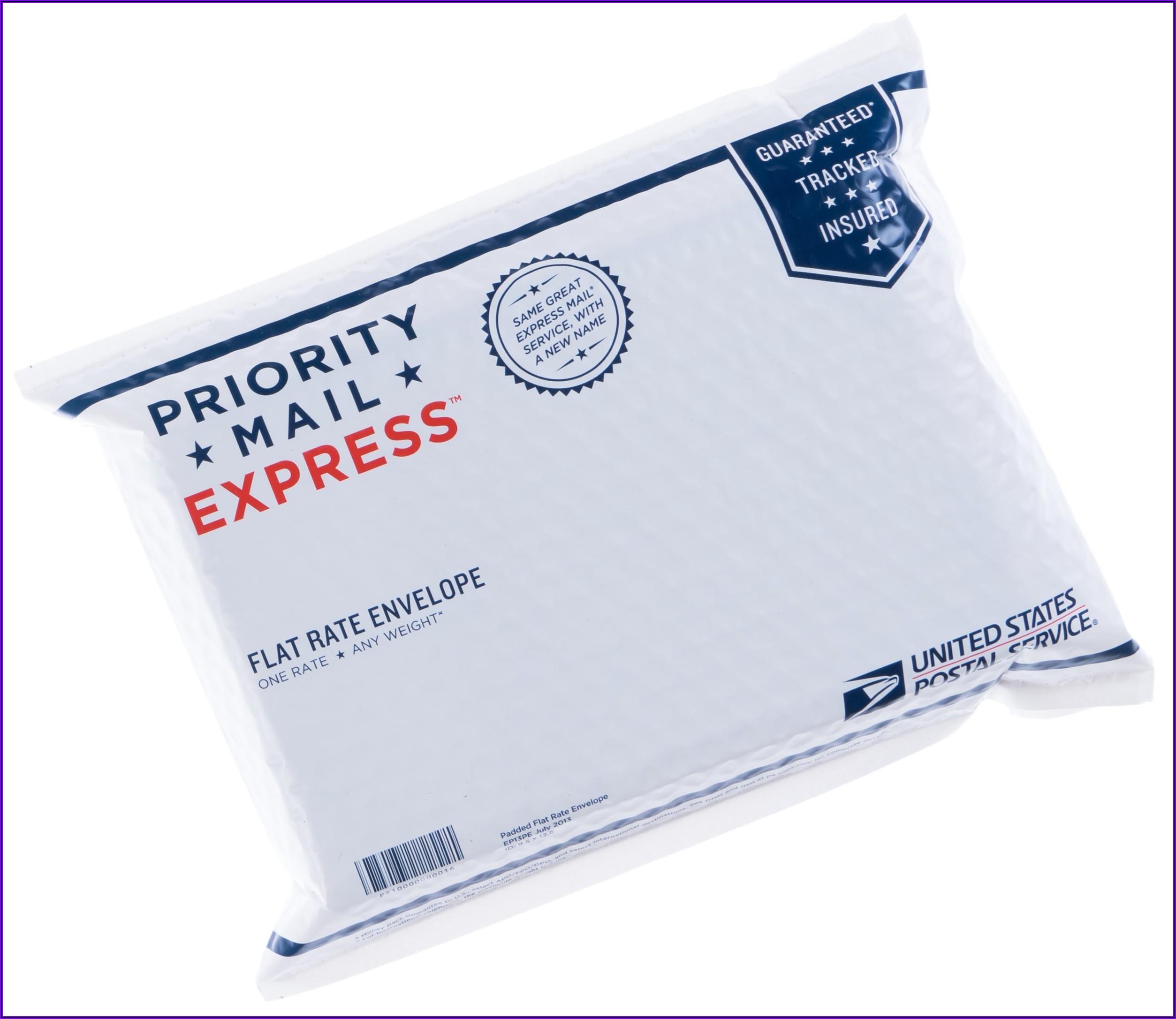 Usps Postal Rates For Padded Envelopes