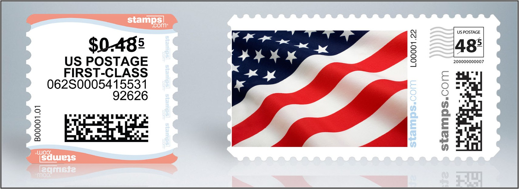 Usps Print Postage On Envelope