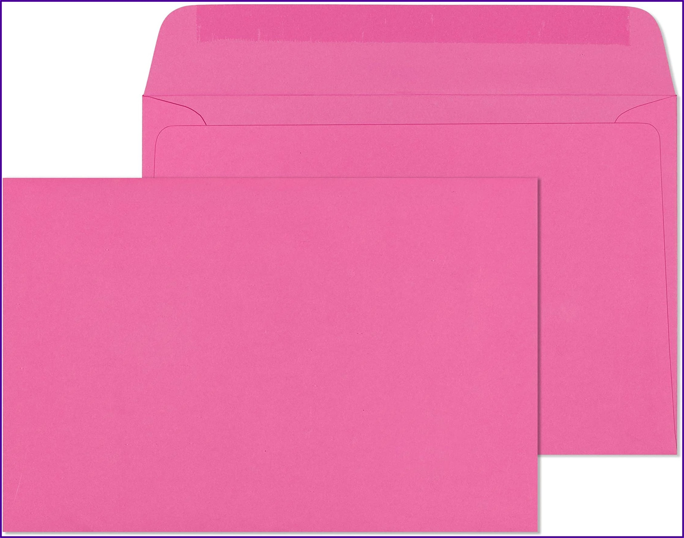What Size Card Fits In A 6×9 Envelope