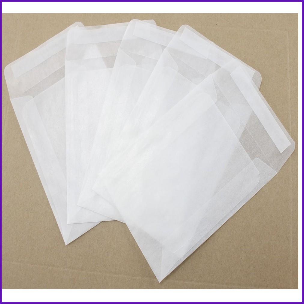 Where To Buy Glassine Envelopes