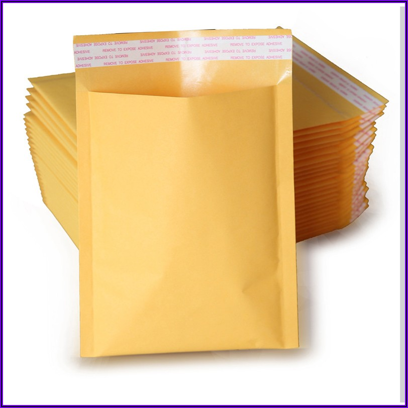 Where To Buy Yellow Padded Envelopes