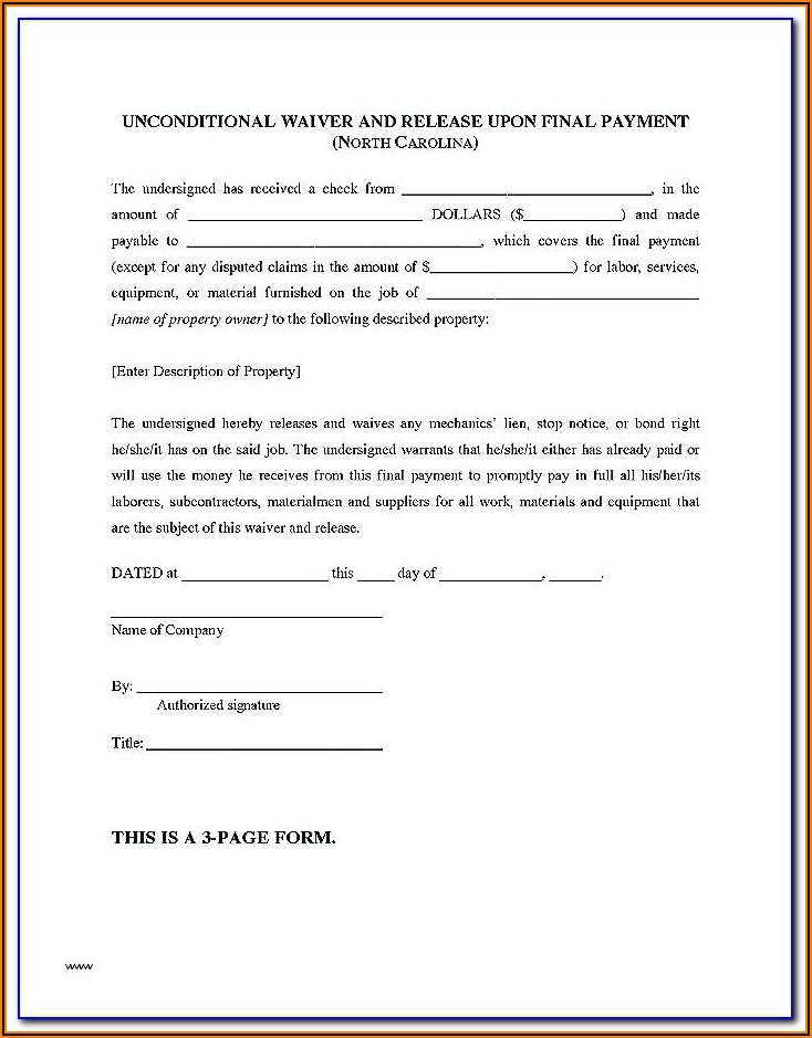 Wisconsin Eviction Notice Form