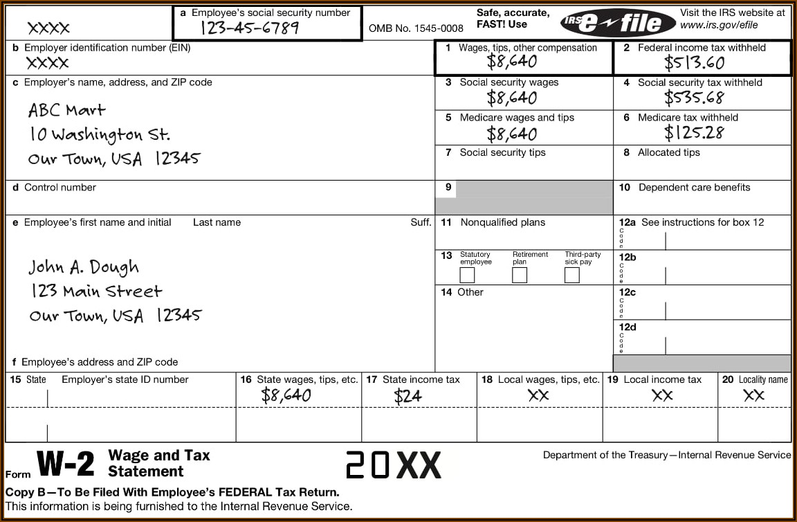 Workmen's Compensation Forms W.as.8