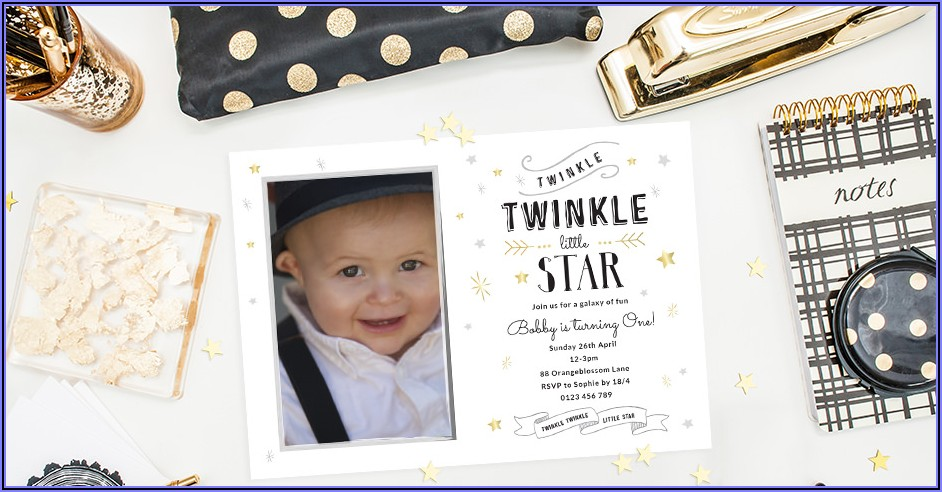 1st Birthday Invitation Message Samples For Baby Girl