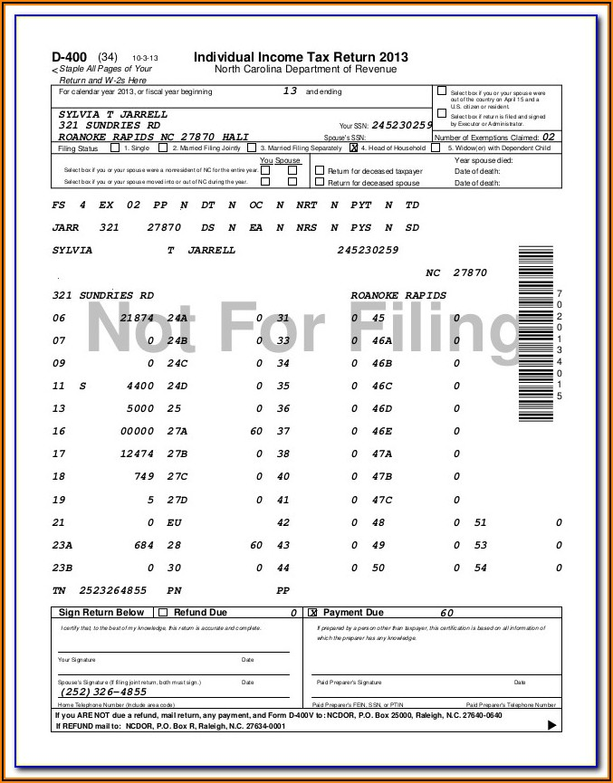 2013 Indiana State Tax Forms