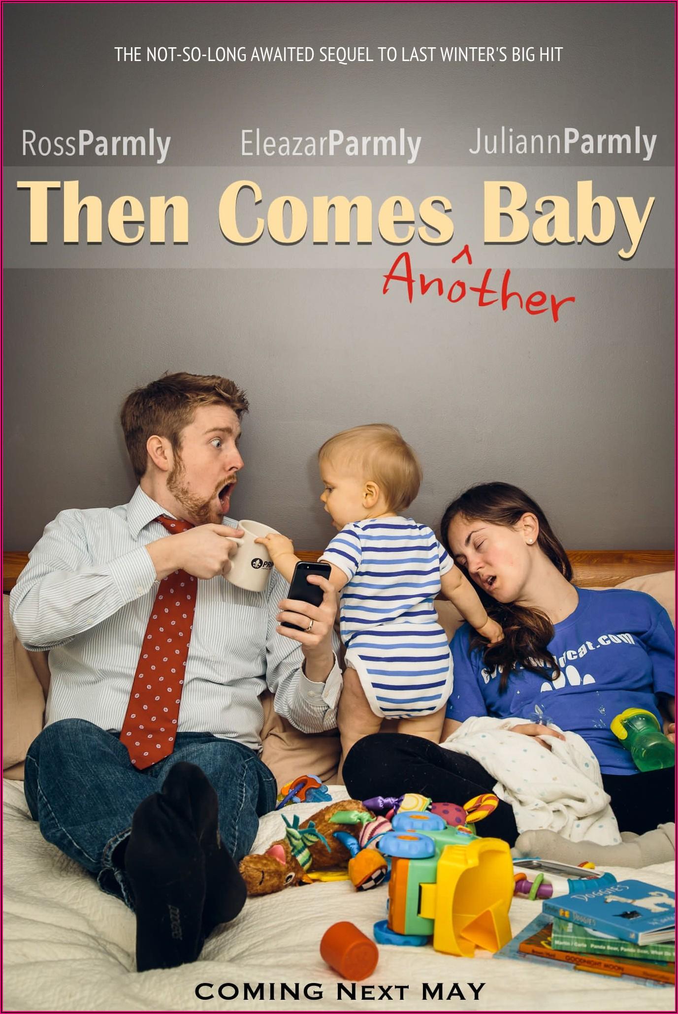2nd Pregnancy Announcement Wording