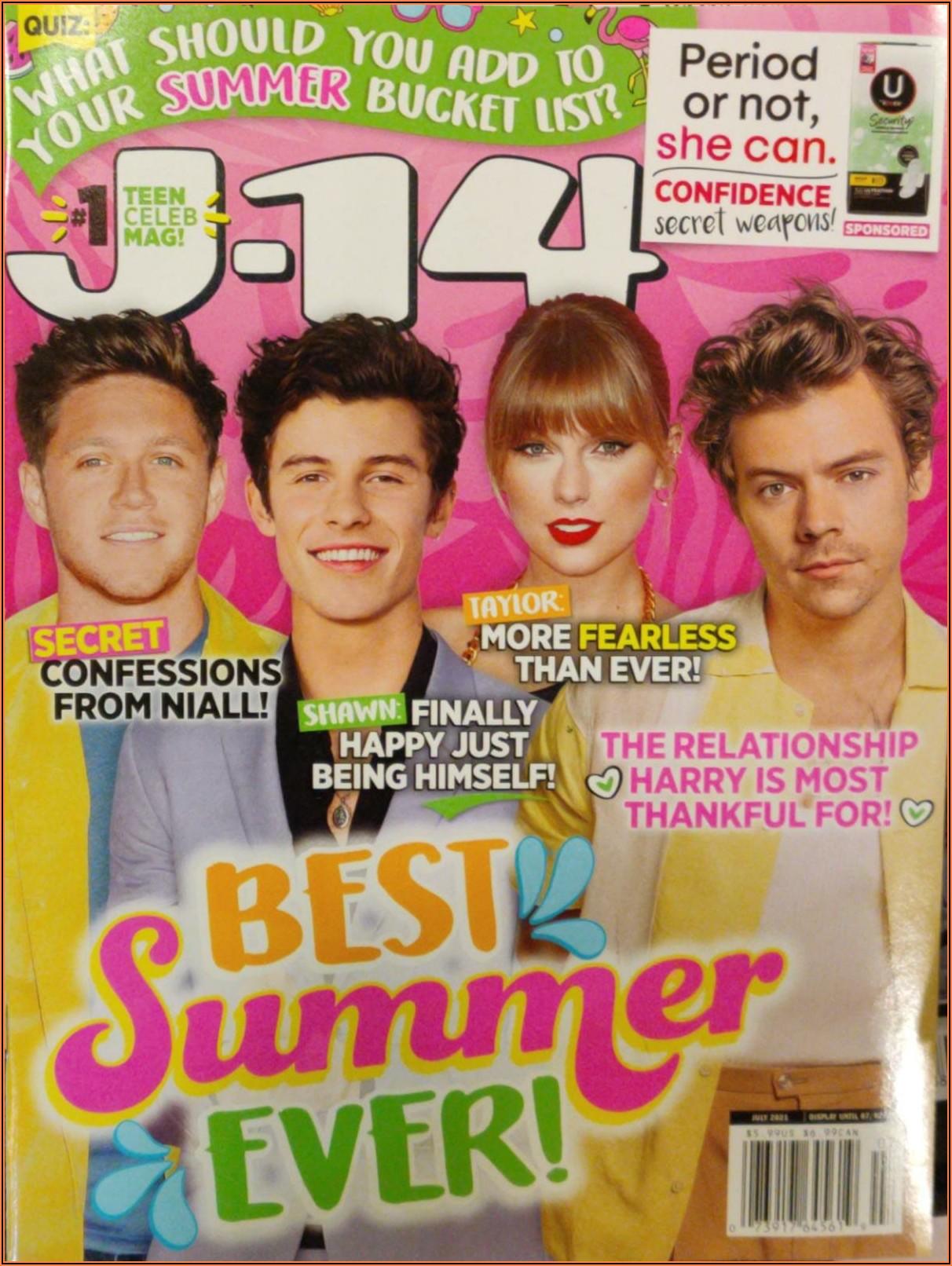 American Girl Magazine Subscription Announcement