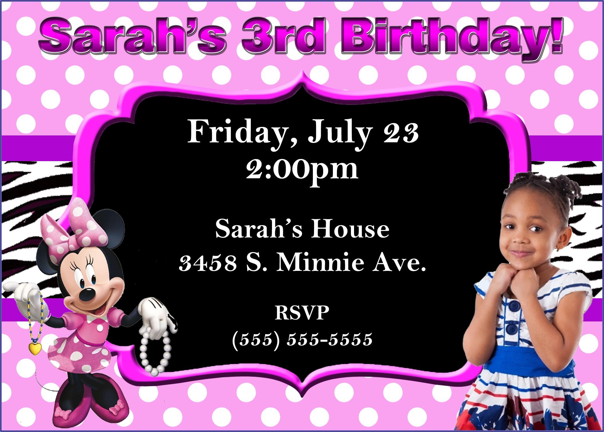 Baby First Birthday Invitation Card Ideas