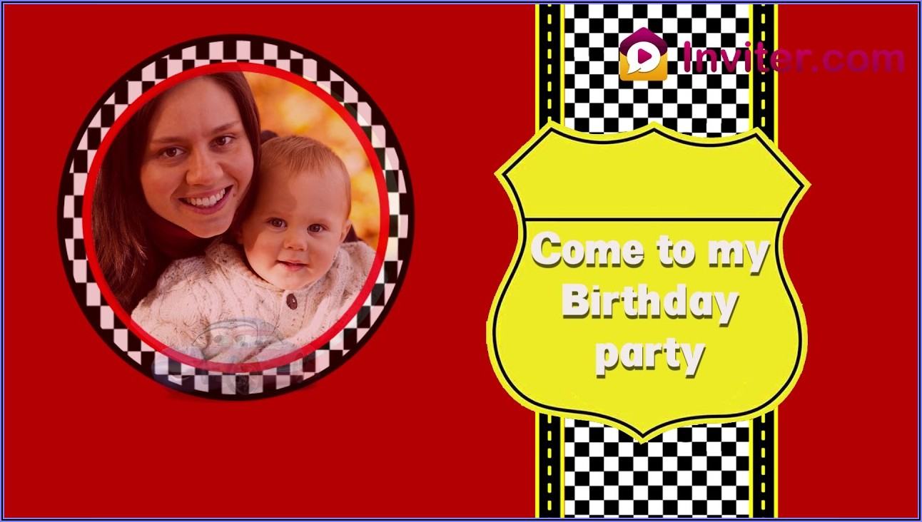 Baby First Birthday Invitation Text