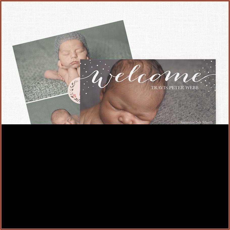 Birth Announcement Magnets Australia
