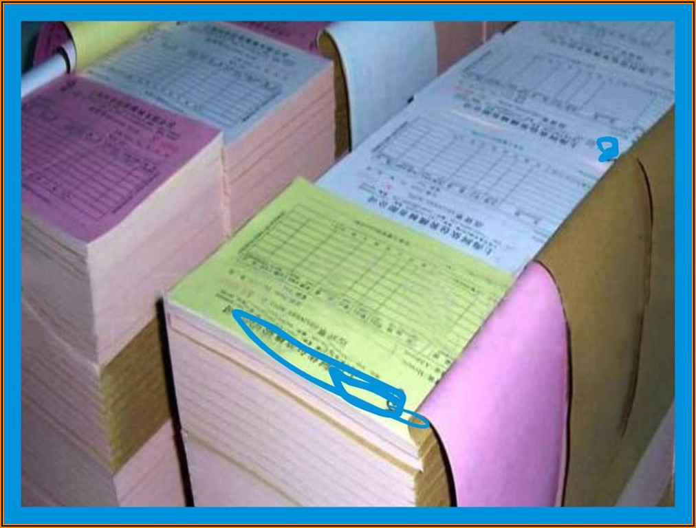 Carbonless Forms Wholesale