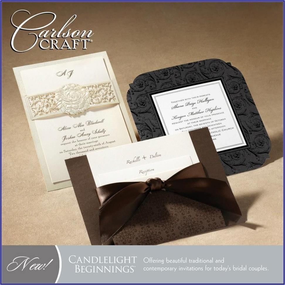 Carlson Craft Invitations Online