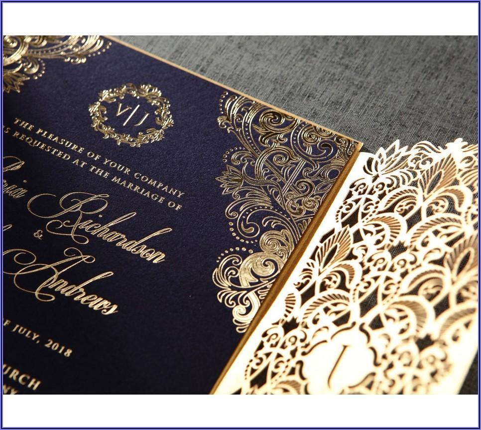 Cheap Laser Cut Wedding Invitations Australia