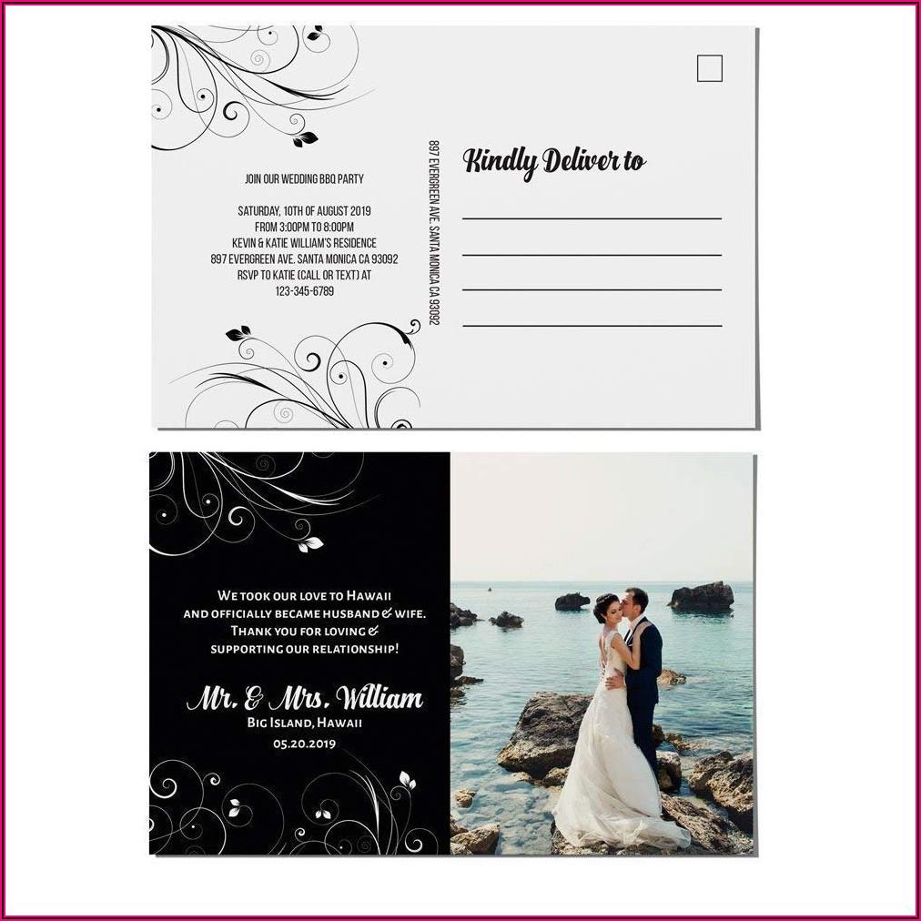 Cheap Wedding Announcement Cards