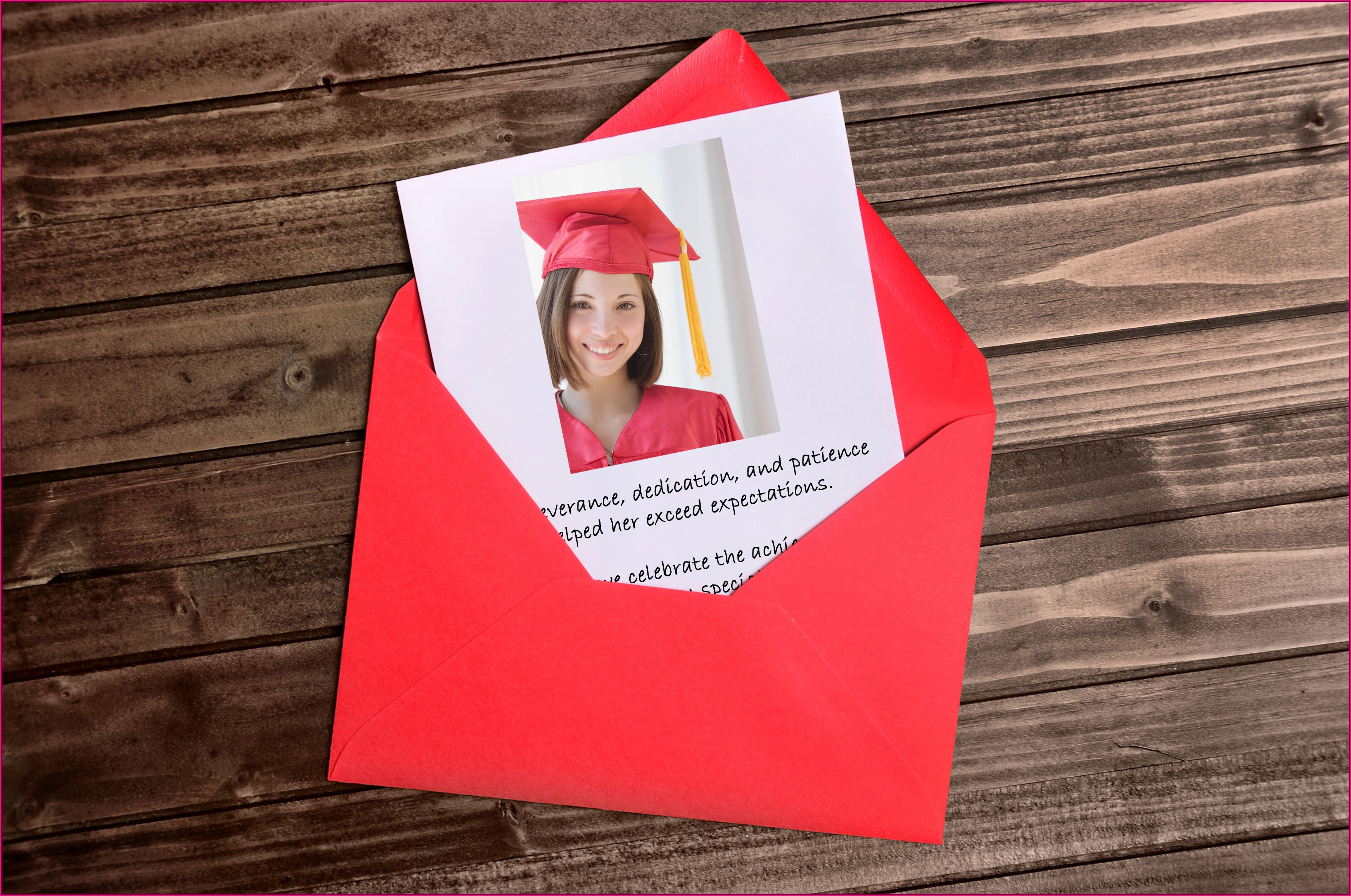 College Graduation Announcement Wording Ideas
