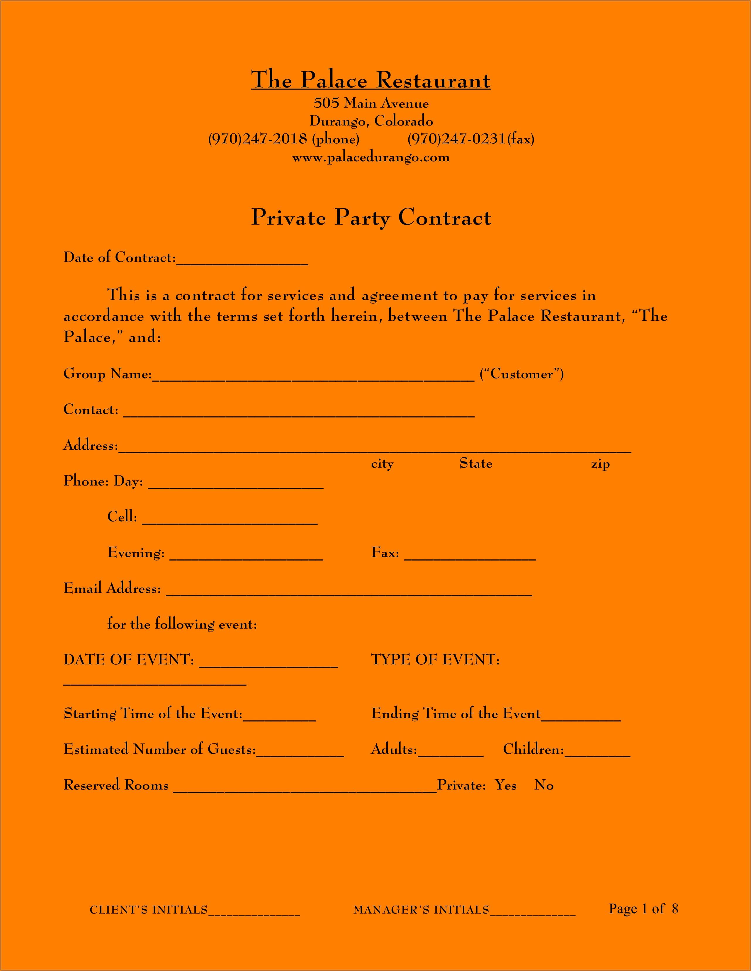 Commercial Lease Form Pdf