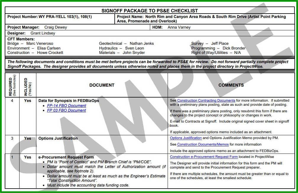 Construction Change Order Template Excel Free