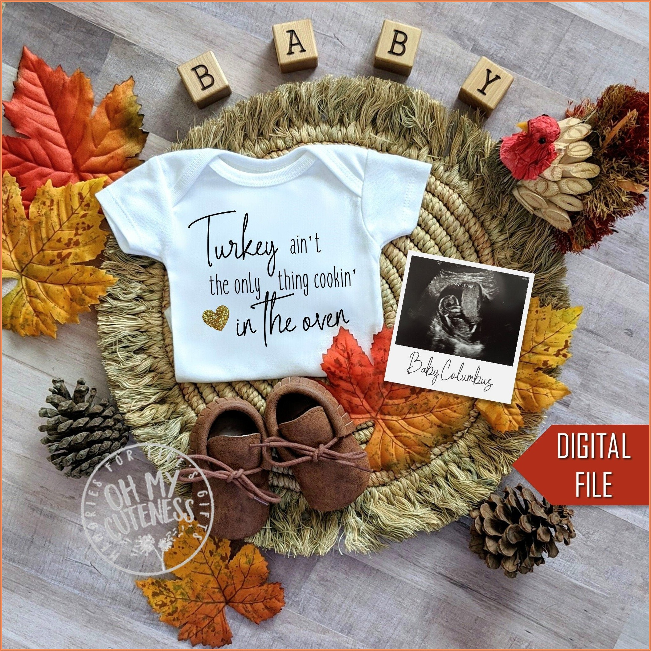 Creative Ways To Announce Pregnancy To Family At Thanksgiving