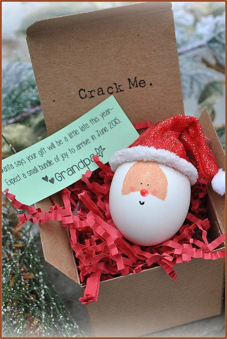 Creative Ways To Announce Pregnancy To Family On Christmas