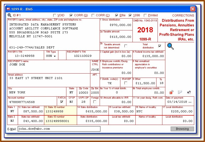 Credit Check Form For Rental Property
