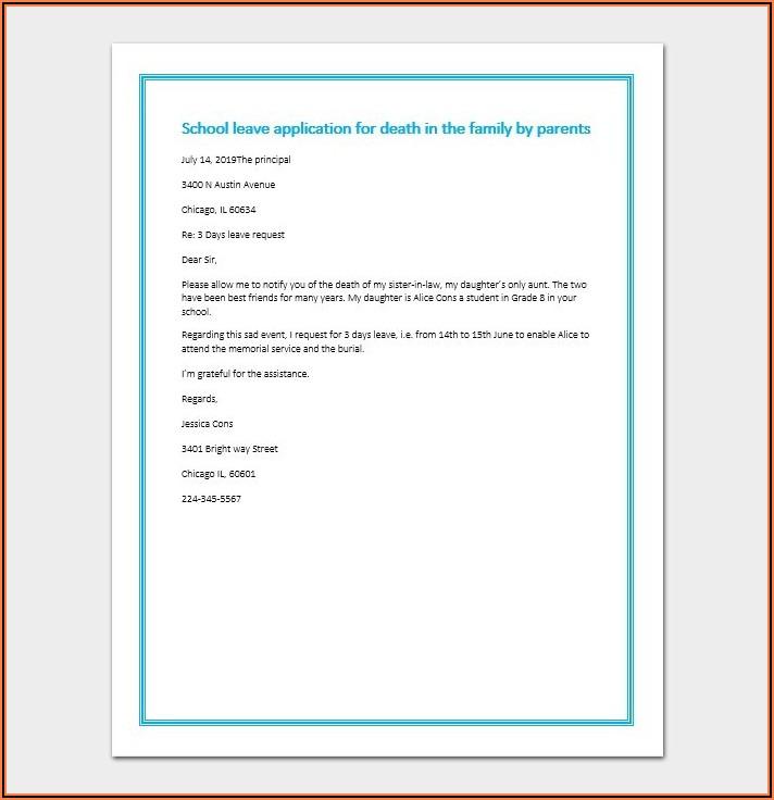 Death Announcement Wording Sample