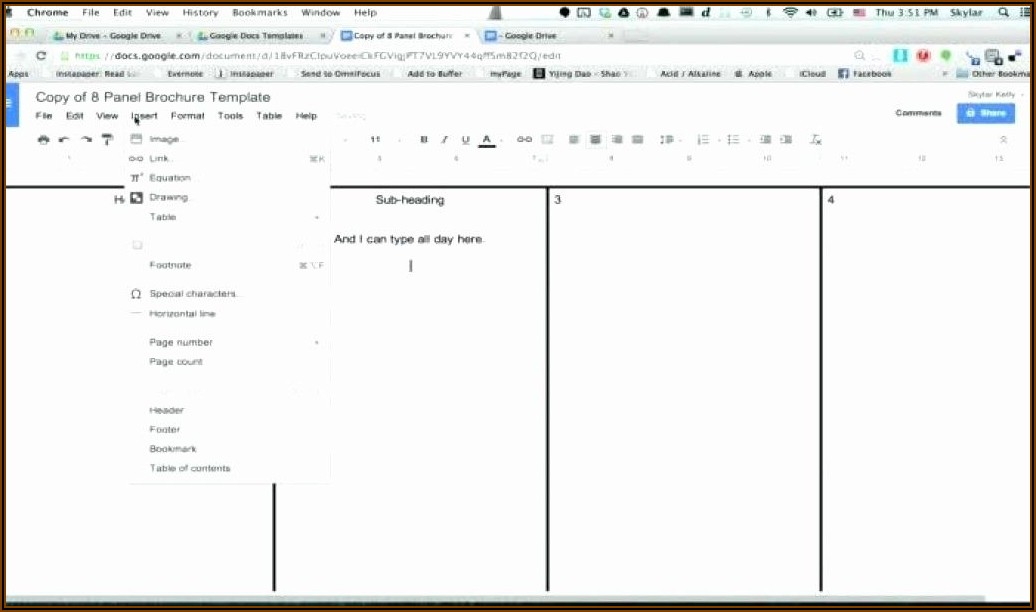 Does Google Have Free Resume Templates