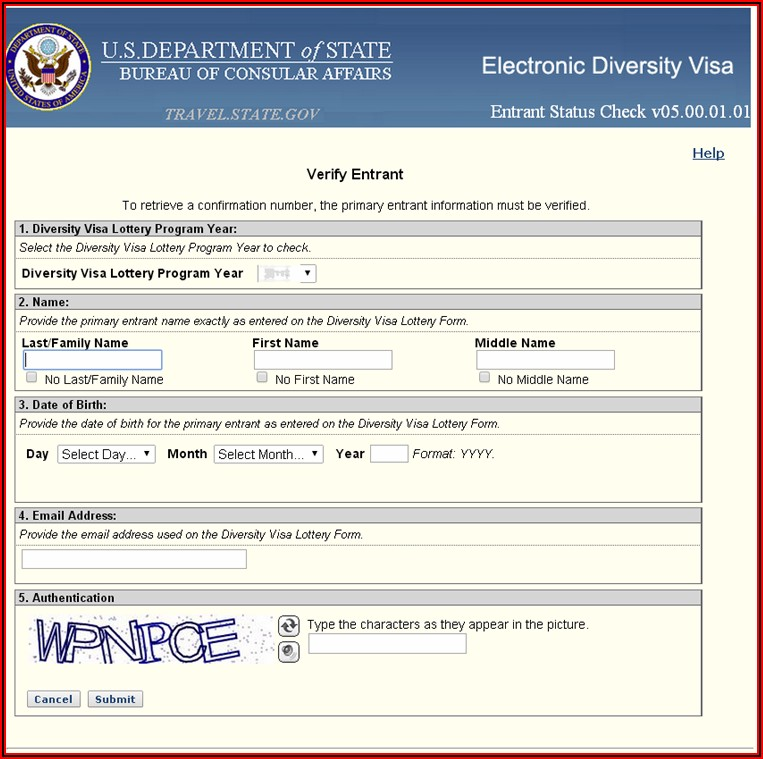 Form Number For Green Card Application
