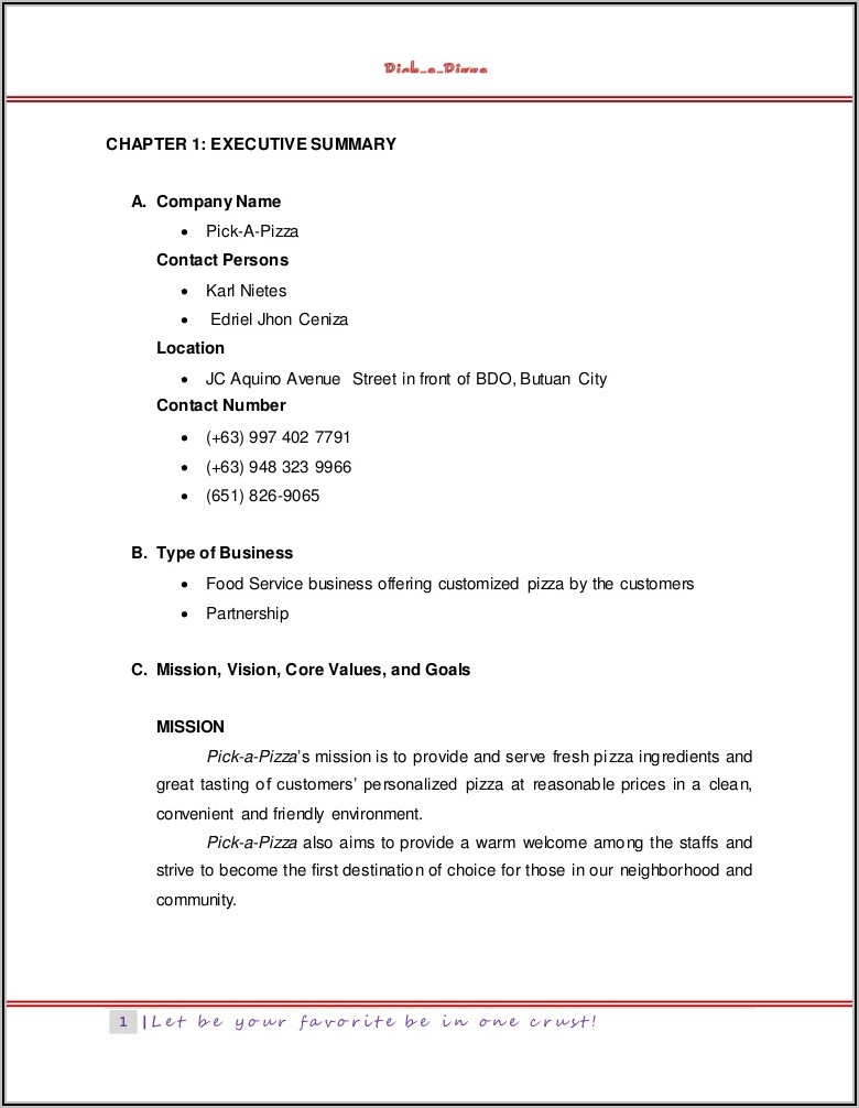 Franchise Operations Manual Template Australia