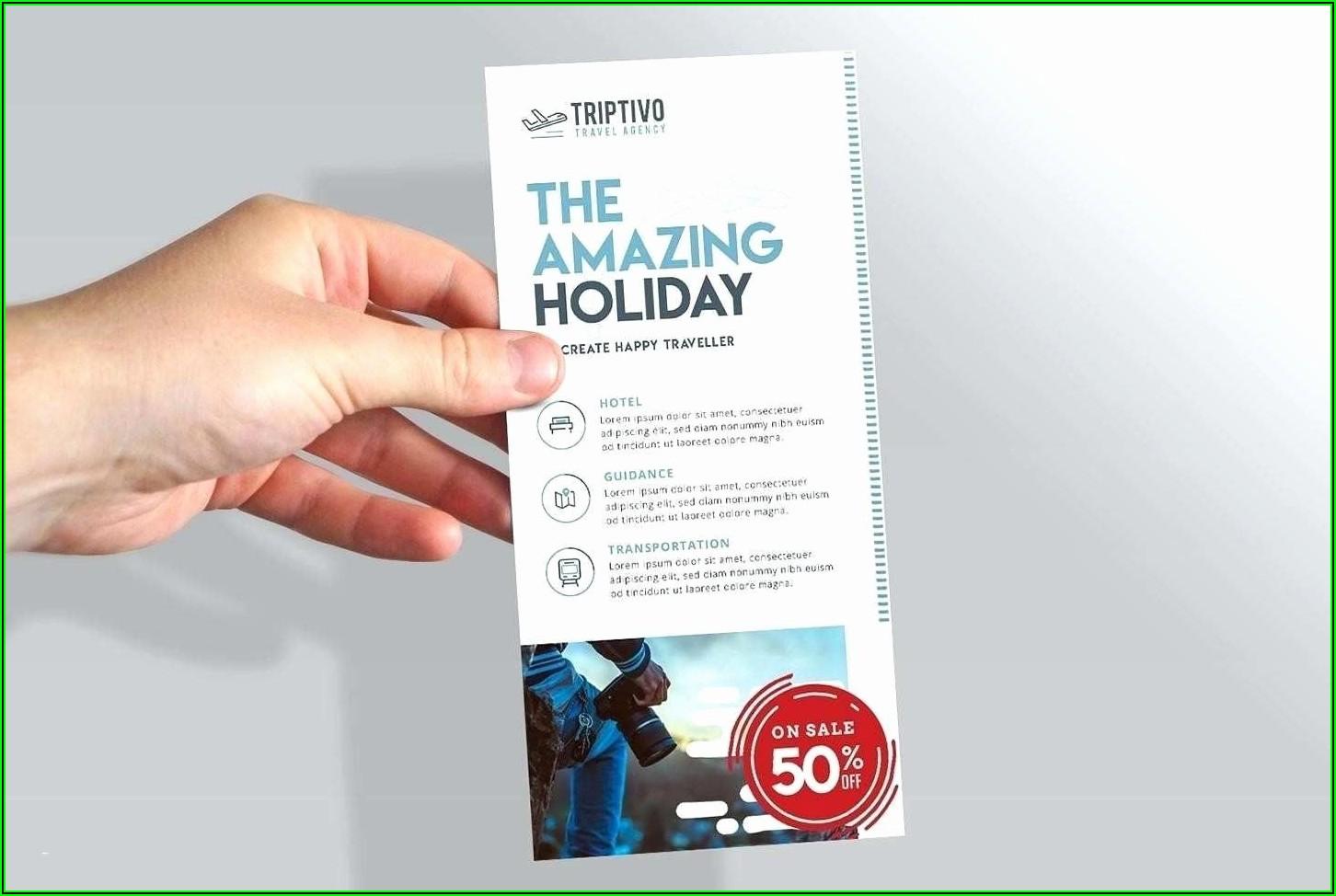 Free Holiday Invitation Flyer Templates