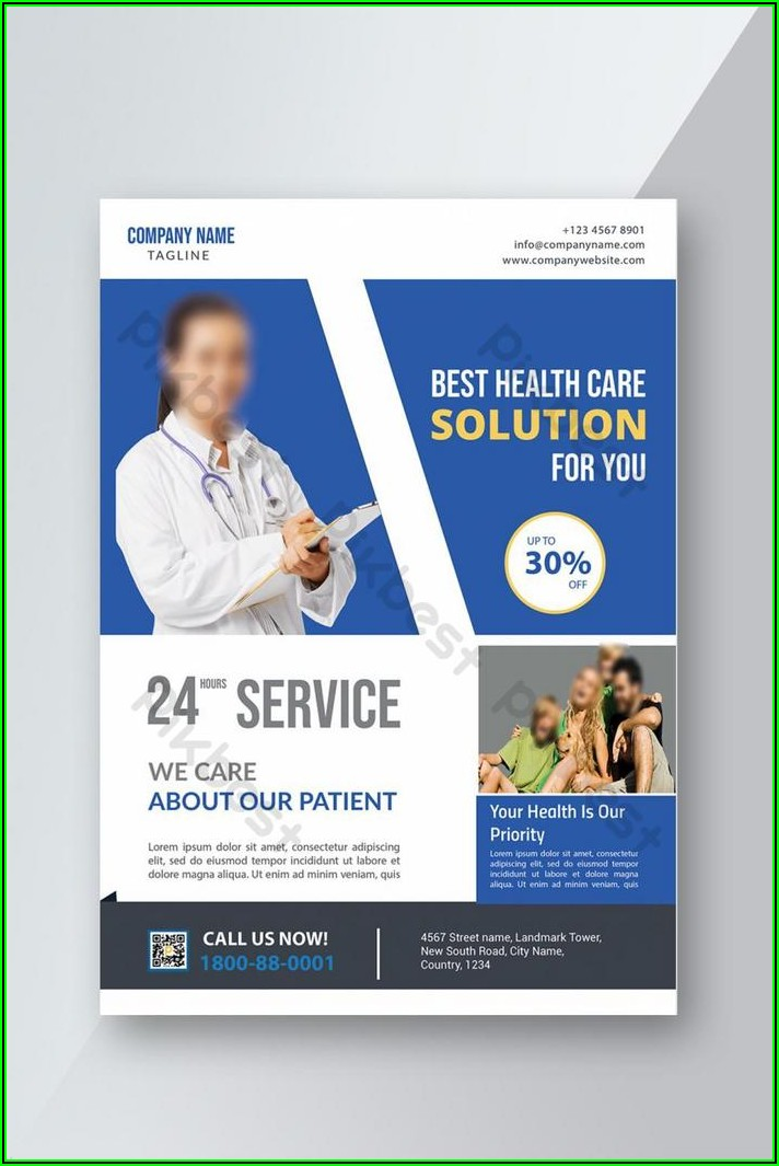 Free Medical Flyer Templates