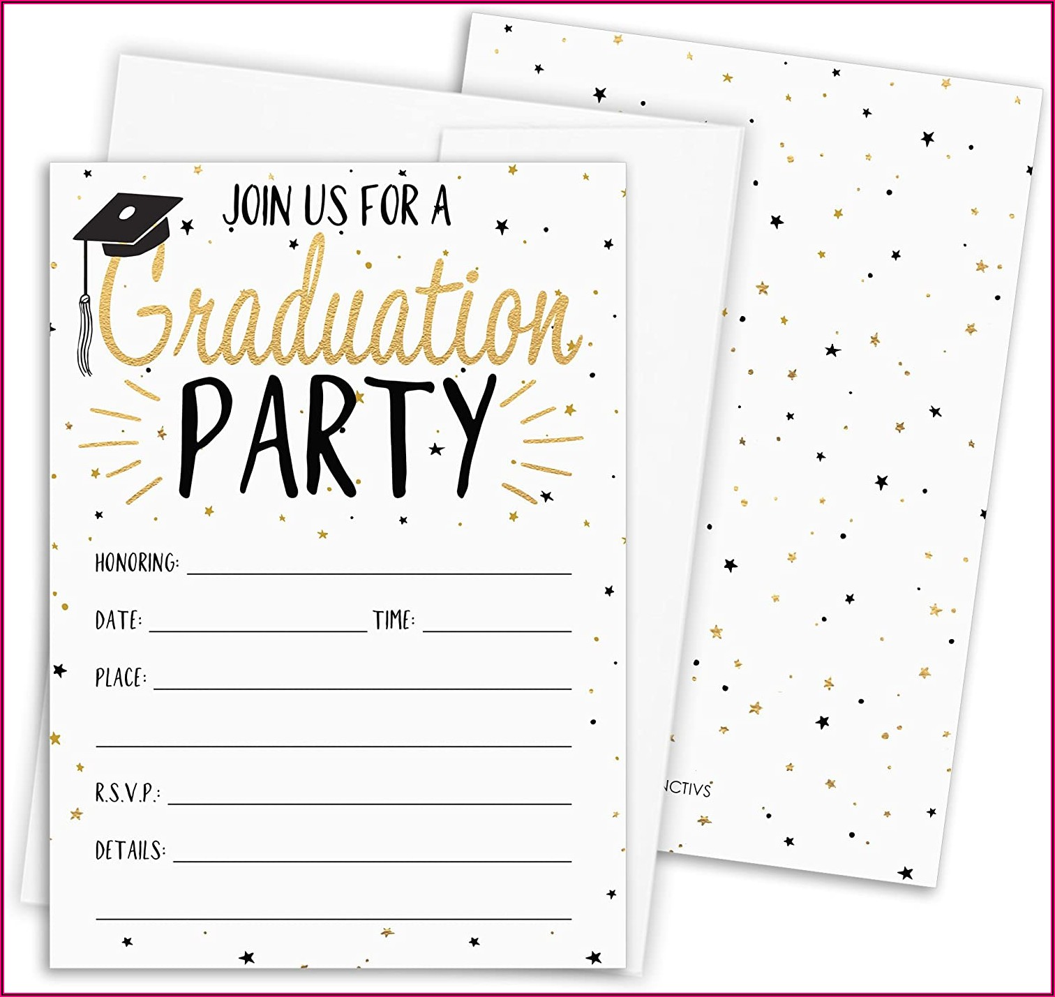 Graduation Announcements Fast Delivery