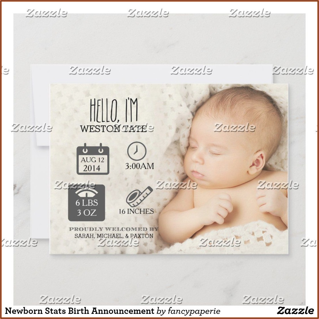 Grandchild Birth Announcement Wording